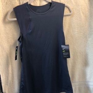 Nike dry fit sport tank top small